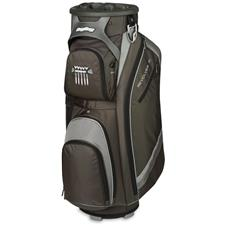 BagBoy Revolver FX Cart Bag - Charcoal-Silver-Black