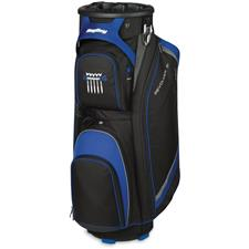 BagBoy Revolver FX Cart Bag - Black-Royal-Silver