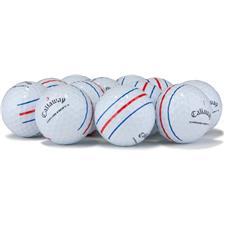 Callaway Golf Chrome Soft X Logo Overrun Golf Balls w/Triple Track Technology -