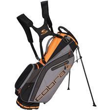 Cobra Ultralight Stand Bag - Black-Orange