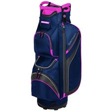 Datrek DG Lite II Cart Bag for Women - Navy-Pink-Silver