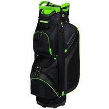 Datrek DG Lite II Cart Bag - Black-Charcoal-Lime