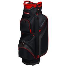 Datrek DG Lite II Cart Bag - Black-Charcoal-Red