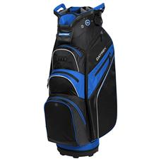 Datrek Lite Rider Pro Cart Bag - Black-Royal-Silver