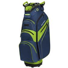 Datrek Lite Rider Pro Cart Bag - Navy-Lime-Charcoal