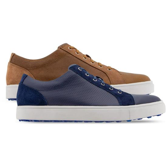 FootJoy Men's Club Casuals Blucher Golf Shoes