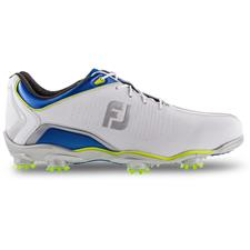 FootJoy White-Dusk-Lime D.N.A. Helix Golf Shoes - 2019 Model