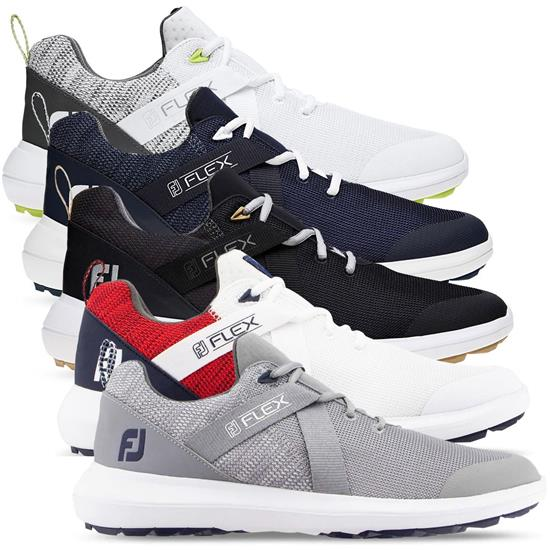 FootJoy Men's FJ Flex Golf Shoes