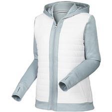 FootJoy Full-Zip Fleece Hoodie for Women
