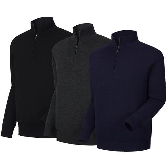 FootJoy Men's Performance Lined Merino Sweater