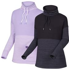 FootJoy Pieced Funnel Collar Mid Layer for Women