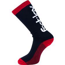 FootJoy Men's ProDry Heritage Crew Sock - Navy-Red