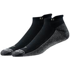 FootJoy Men's ProDry Roll Tab Socks - 2 Pack