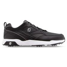 FootJoy Black Sneaker Golf Shoes