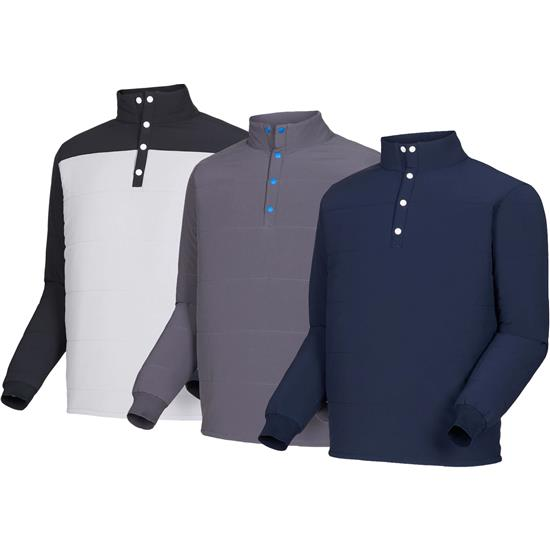 FootJoy Men's Thermal Mid-Layer Pullover
