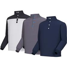FootJoy Custom Logo Thermal Mid-Layer Pullover