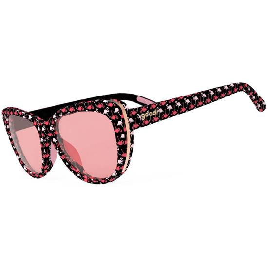 Goodr Gopher A Flamingo Sunglasses for Women