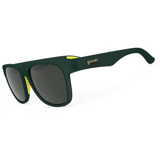 Goodr Green Jacket Mafia Sunglasses