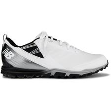 New Balance White-Black Minimus SL Golf Shoe