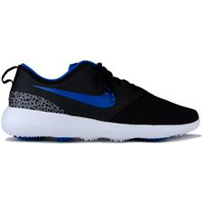 Nike Black-Game Royal-White-Cement Grey Roshe G Golf Shoes