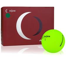 OnCore Avant 55 Lime Green Golf Balls