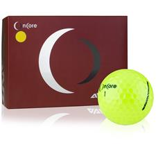 OnCore Avant 55 Yellow Golf Balls