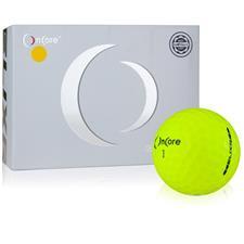 OnCore ELIXR Yellow ID-Align Golf Balls