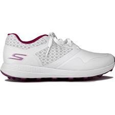 Skechers White-Purple Go Golf Max Golf Shoe for Women