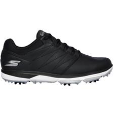 Skechers Black-White Go Golf Pro 4 Golf Shoe