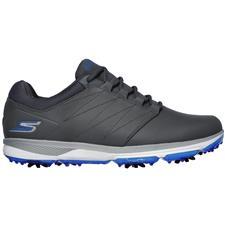 Skechers Gray-Blue Go Golf Pro 4 Golf Shoe