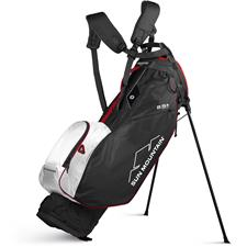 Sun Mountain 2.5+ 14-Way Stand Bag - Black-White-Red
