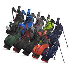 Sun Mountain 2.5+ Stand Bag - Black-White-Red
