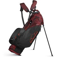 Sun Mountain 2.5+ Stand Bag - Garnet-Black-Inferno