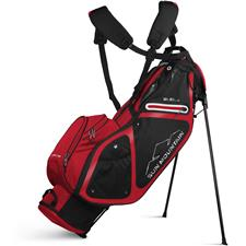 Sun Mountain 3.5LS Stand Bag - Black-Red