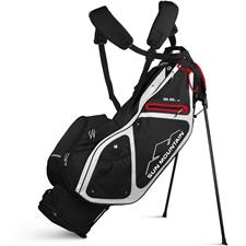 Sun Mountain 3.5LS Stand Bag - Black-White-Red