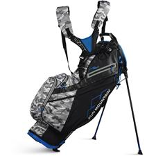Sun Mountain 4.5LS 14-Way Stand Bag - Black-Camo-Cobalt