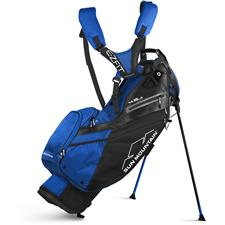 Sun Mountain 4.5LS 14-Way Stand Bag - Black-Cobalt