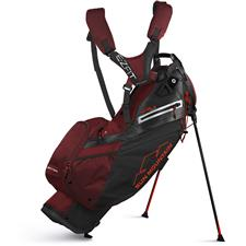 Sun Mountain 4.5LS 14-Way Stand Bag - Garnet-Black-Inferno