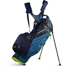 Sun Mountain 4.5LS 14-Way Supercharged Stand Bag - Navy-Stellar-Rush