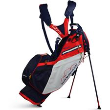 Sun Mountain 4.5LS 14-Way Supercharged Stand Bag - Navy-White-Red