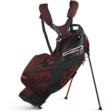 Sun Mountain 4.5LS Stand Bag - Black-Garnet-Inferno
