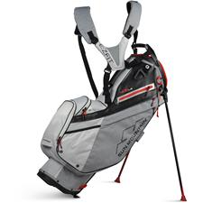 Sun Mountain 4.5LS Stand Bag - Charcoal-White-Red