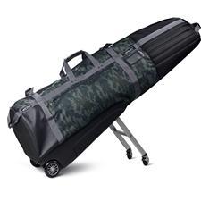 Sun Mountain Black Series ClubGlider Meridian Travel Bag - Black-Camo