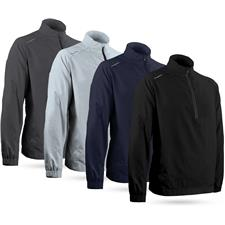 Sun Mountain Men's Brushed Solo Pullover