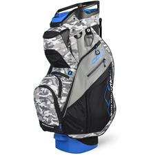 Sun Mountain C-130 Cart Bag - Black-Camo-Cement-Cobalt