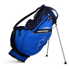 Sun Mountain C-130S Stand Bag - Black-Cobalt-Navy