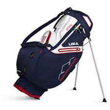 Sun Mountain C-130S Stand Bag - Navy-White-Red