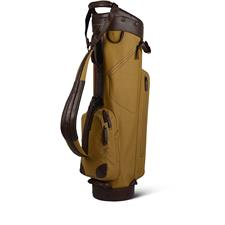 Sun Mountain Canvas/Leather Cart Bag - Coyote-Brown