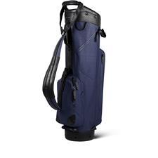 Sun Mountain Canvas/Leather Cart Bag - Navy-Black