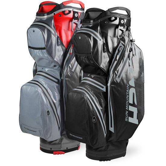 Sun Mountain H2NO Staff Cart Bag